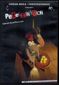 Affiche Pérégrination 2011